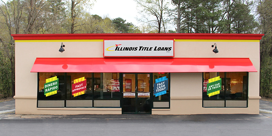 Illinois Title Loans Inc
